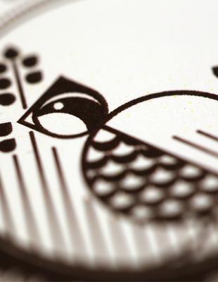 Bobwhite Quail Logo